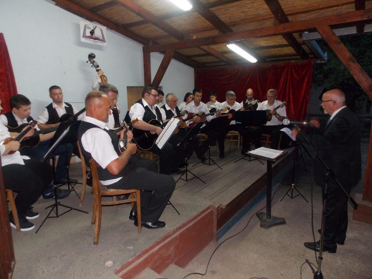 dopisnica srijem veliki tamburaski orkestar