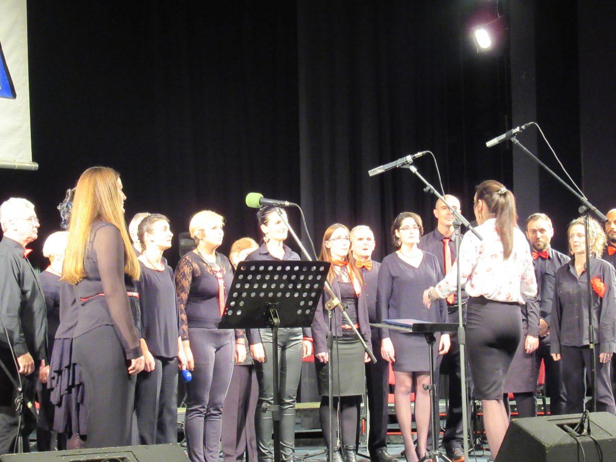 Dopisnica Srijem Srpsko pevačko društvo iz Rume